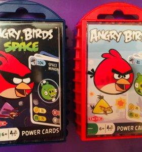 Новые настольные карточные игры Angry Birds