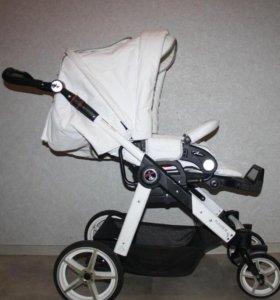 Детская коляска Hartan (Хартан)Racer GT экокожа