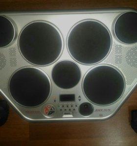 Yamaha dd-55 ударная установка, барабаны