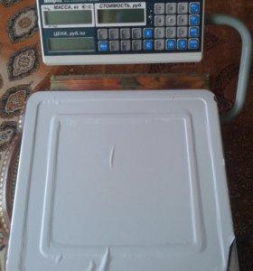 Весы настольные электронные торговыеШТРИХ АС15-2.5