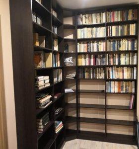 Шкафы, шкафы купе, книжный шкаф на заказ