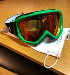Очки для катания на сноуборде
