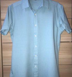 Классические мужские рубашки + штаны а подарок