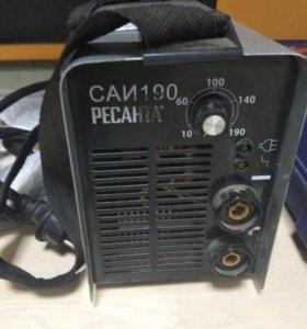 Сварочный аппарат инвекторный