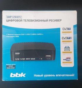 Продам цифровой телевизионный ресивер bbk