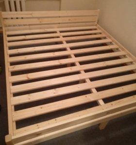 двухспальная(двуспальная кровать