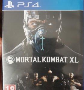 Мортал комбат XL Mortal Kombat ps4
