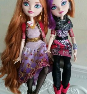 Куклы Ever After High. Сестрички.