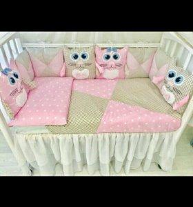 Франшиза детских комплектов в кроватку