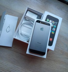 🍎 IPhone 5s Space Gray 16gb