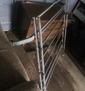 Багажник алюминиевый для волги 3110