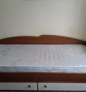 Кровать 80×200