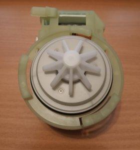 Сливной насос (помпа) для посудомоечной машины.