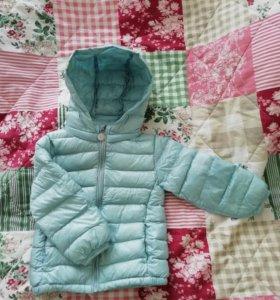 Куртка р-р 80-86