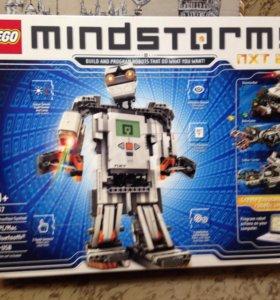 Робот Mindstorms NXT 8547 2.0