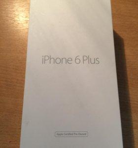 Коробка от айфона 6+