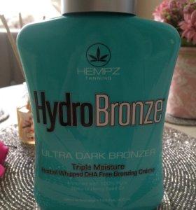 Hempz tanning HydroBronze 400мл