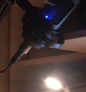 Микрофон AT2020 usb