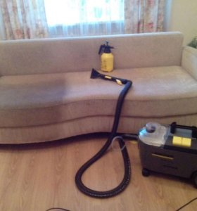 Химчистка мебели,диванов,ковров