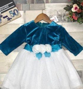 Новое красивое платье 9