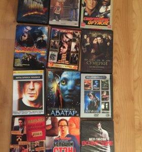 Зарубежные фильмы на dvd