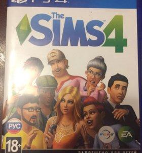Sims 4 игра