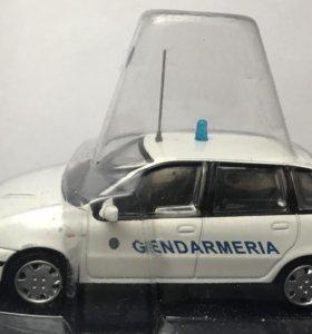 Fiat pinto жандармерия