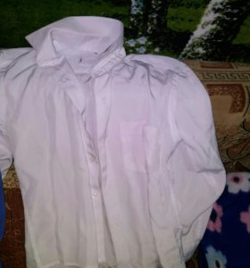 Рубашки 5 шт размер 30-31