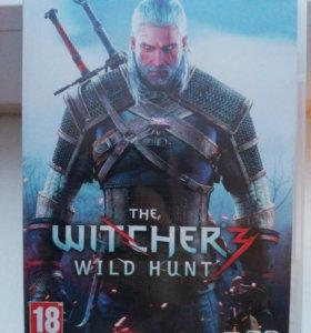 """Игра для PC """"THE WITCHER 3 Wild HUNT"""" (Ведьмак)"""