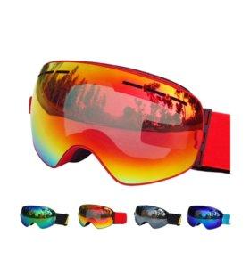Профессиональные горнолыжные очки Copozz