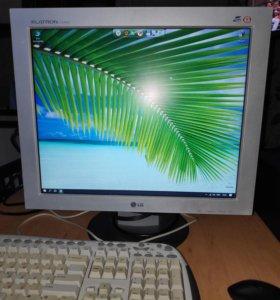 LCD-монитор LG Flatron L1930SQ