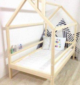 крова домик