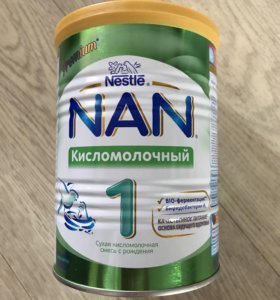 Nan кисломолочный 400 гр.