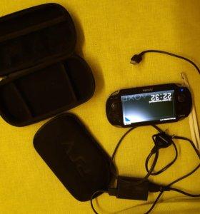PS Vita 3G/WiFi. Торг уместен.