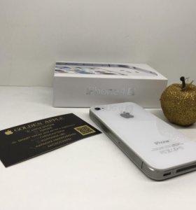 iPhone 4 S Белый 16gb