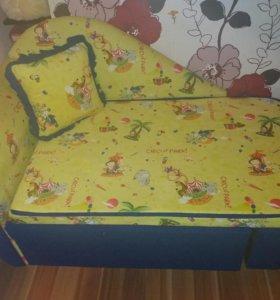 Детский диванчик Алиса
