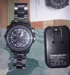 Часы с записью DVR (видеорегистратор)