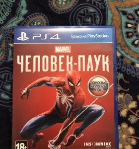 Spider-Man (Человек паук) PS4
