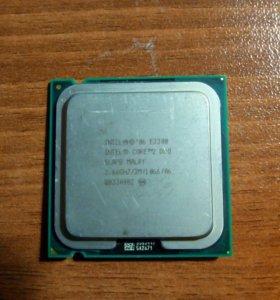 Продам процессор core 2 duo e7300