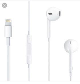 Наушники Ear Pods для айфона 7, 7+, 8, 8+ и т д