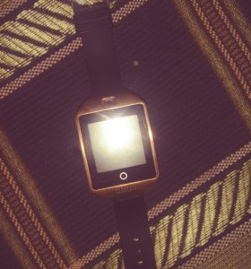 Часы телефон с блютуз наушником