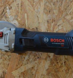 Аккумуляторная УШМ Bosch GAS 180 обмен