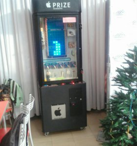 Призовой автомат тетрис