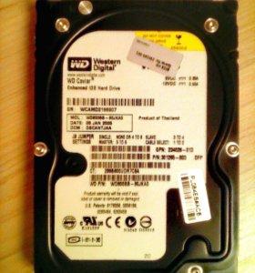 Жёсткий диск 80 GB HD