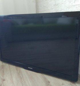 Телевизор Philips диагональ 42 (107 см)