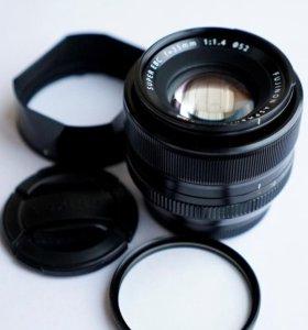 Объективы и камеры Fujifilm