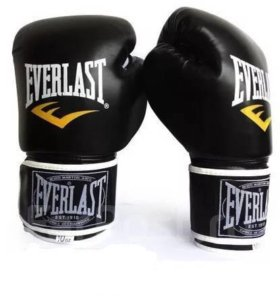 Боксерские перчатки Everlast, 10 oz. Новые