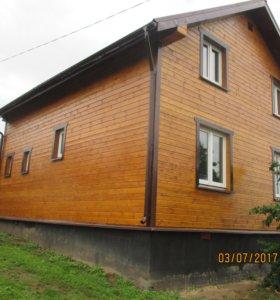 Строим дома под ключ из бруса, бревна, каркаса
