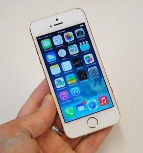 Айфон 5s голд 16гб