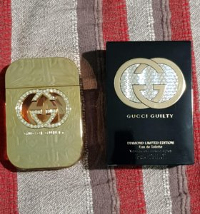 Gucci Guilty Diamond Limited Edition 75мл